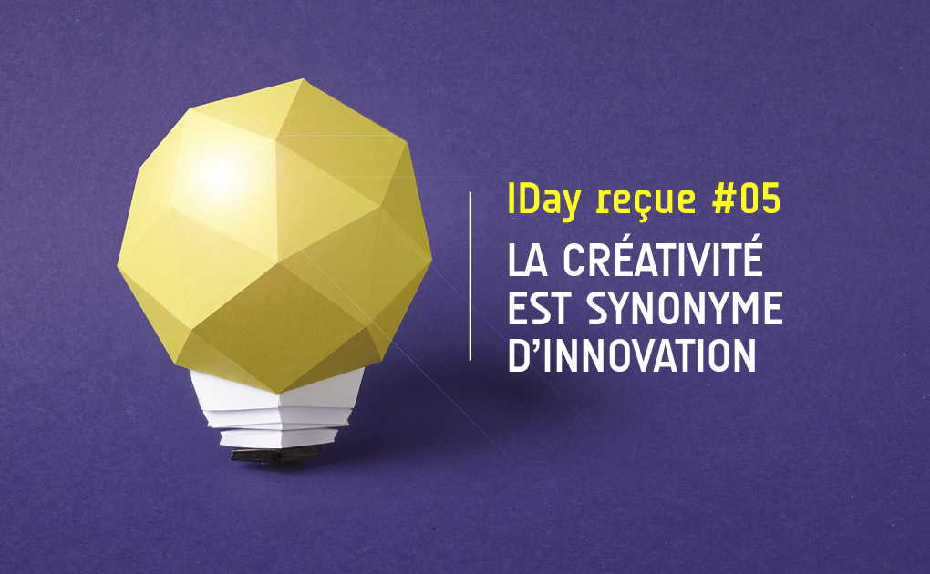 Idays re ues innovaday - Synonyme de creativite ...